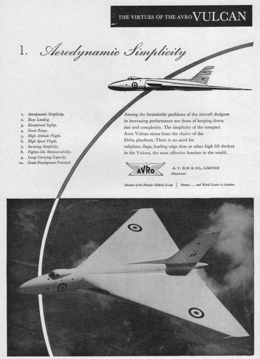 1953- Aerodynamic Simplicity