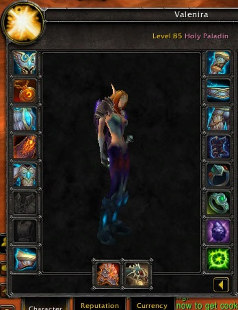 Please excuse my transmog... I haven't gotten around to getting my final pieces so some things stick out lol.