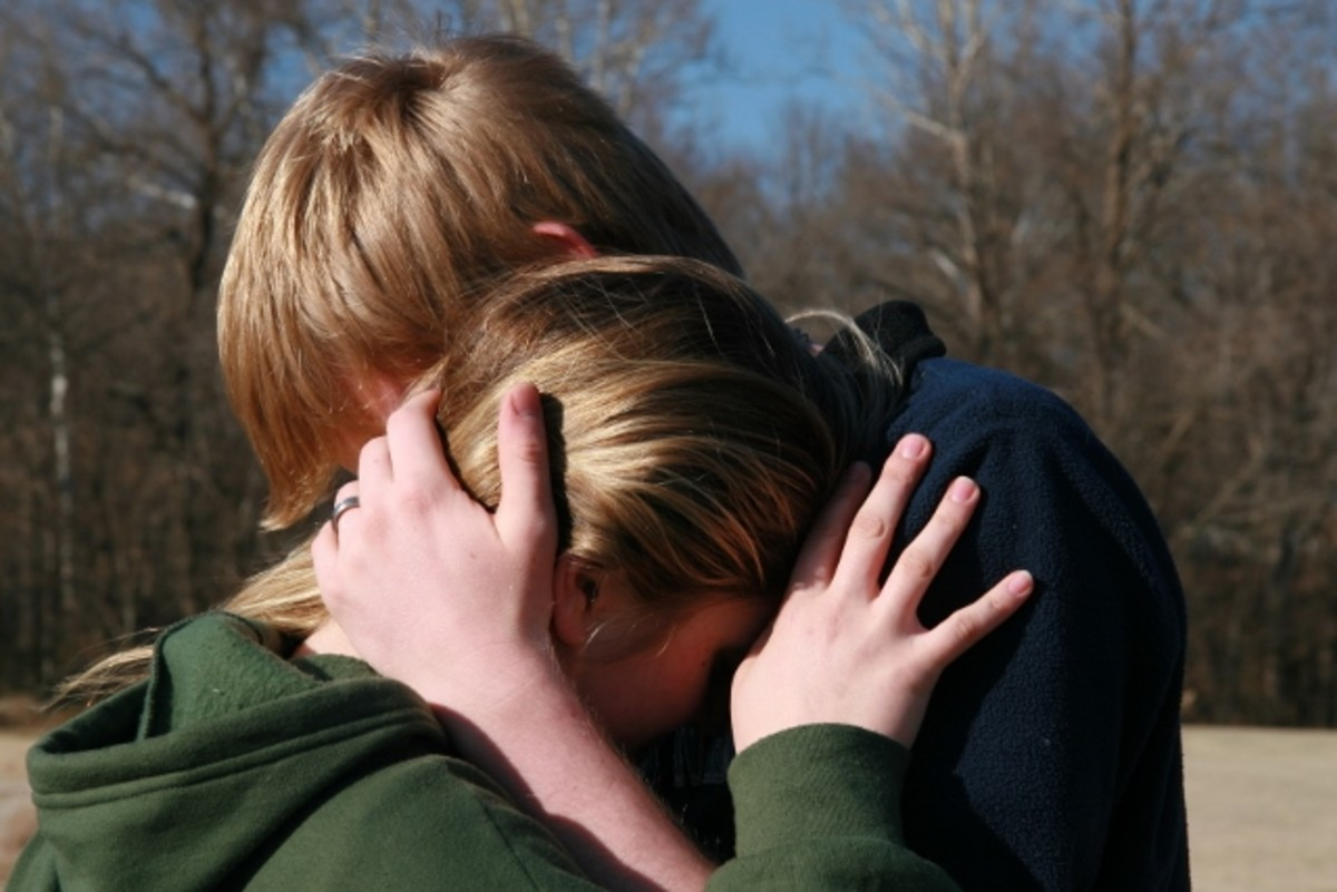 Warning Signs for Young People in Abusive Relationships