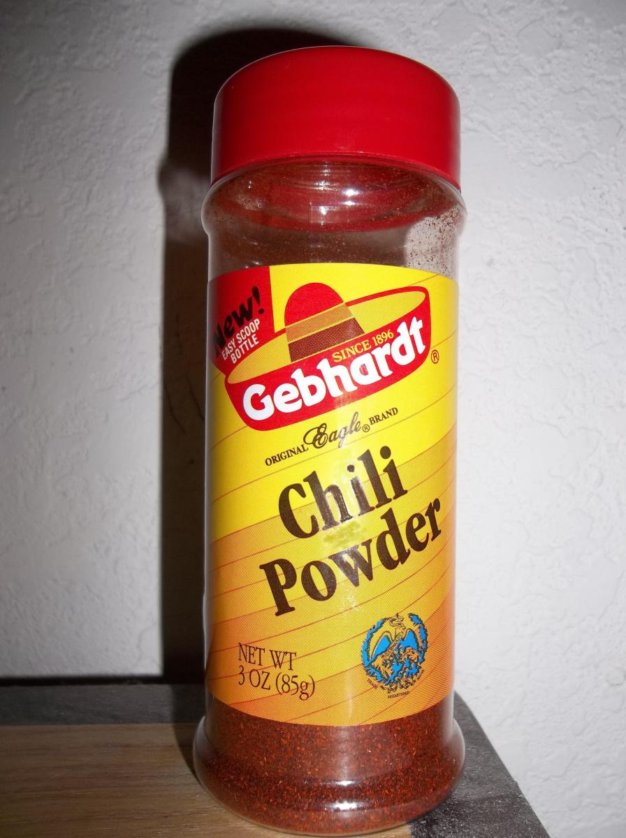 Willie Gebhardt and the Invention of Chili Powder