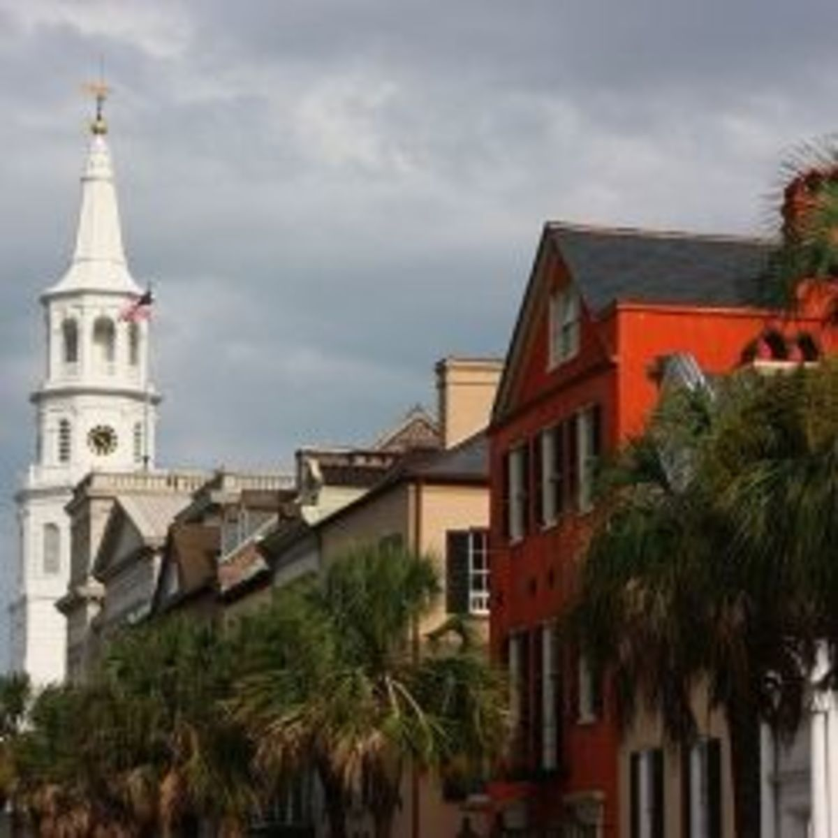 South Carolina for Teachers and Travelers