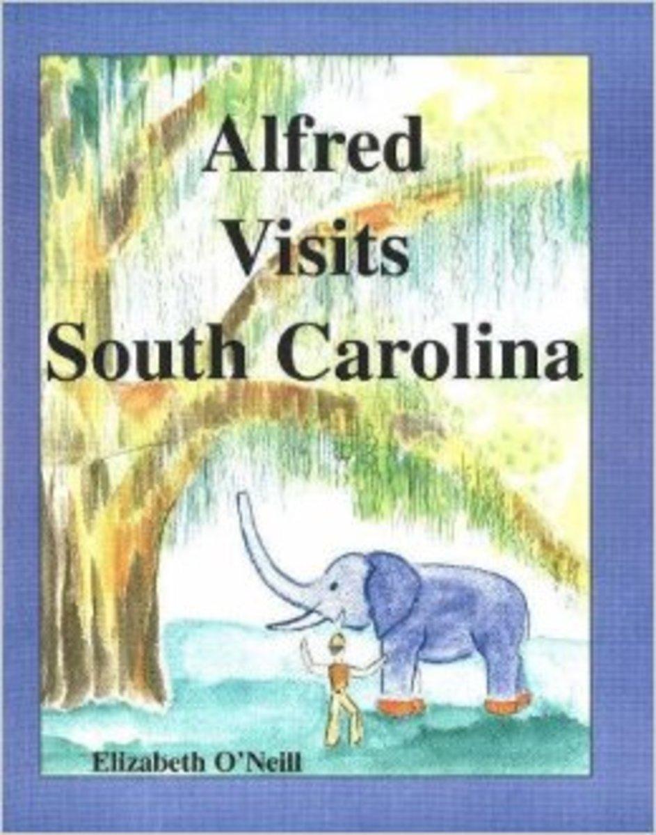 Alfred Visits South Carolina by Elizabeth O'Neill