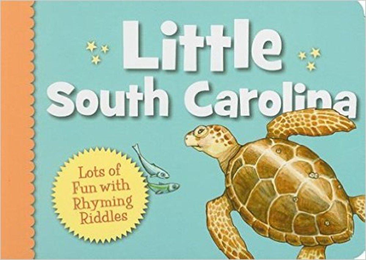 Little South Carolina (Little State) Board book by Carol Crane