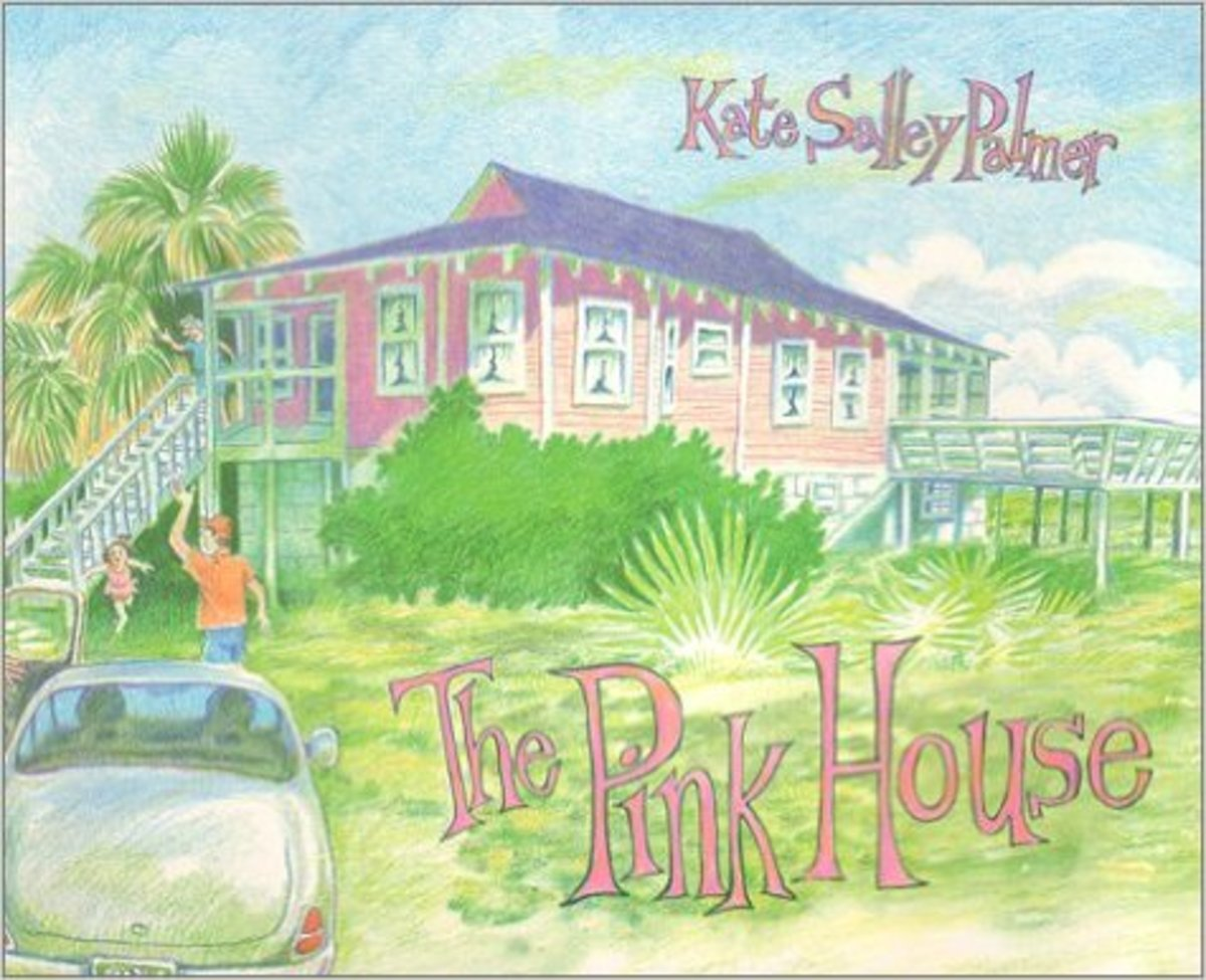 The Pink House by Kate Salley Palmer