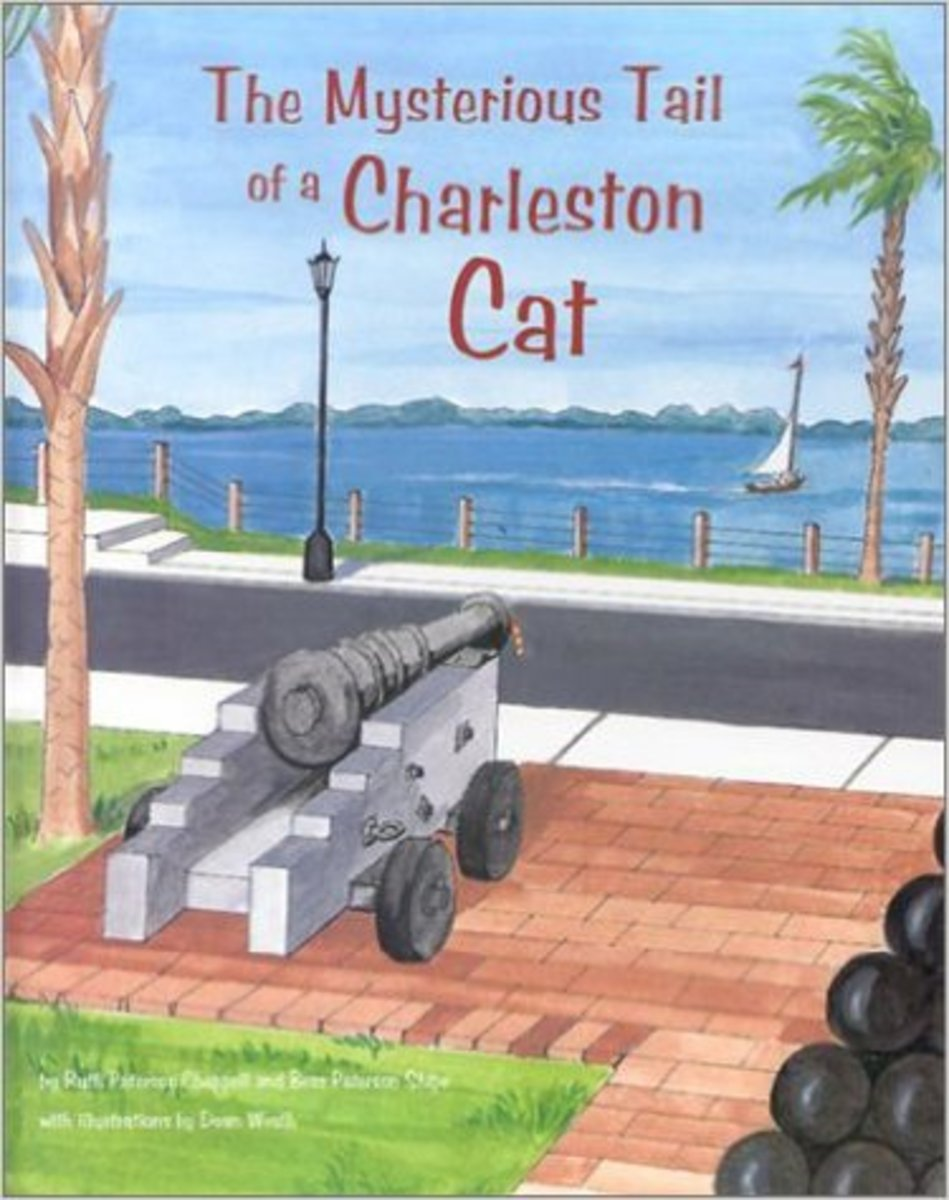 The Mysterious Tail of a Charleston Cat: A Tour Guide for Children of All Ages by Ruth Paterson Chappell