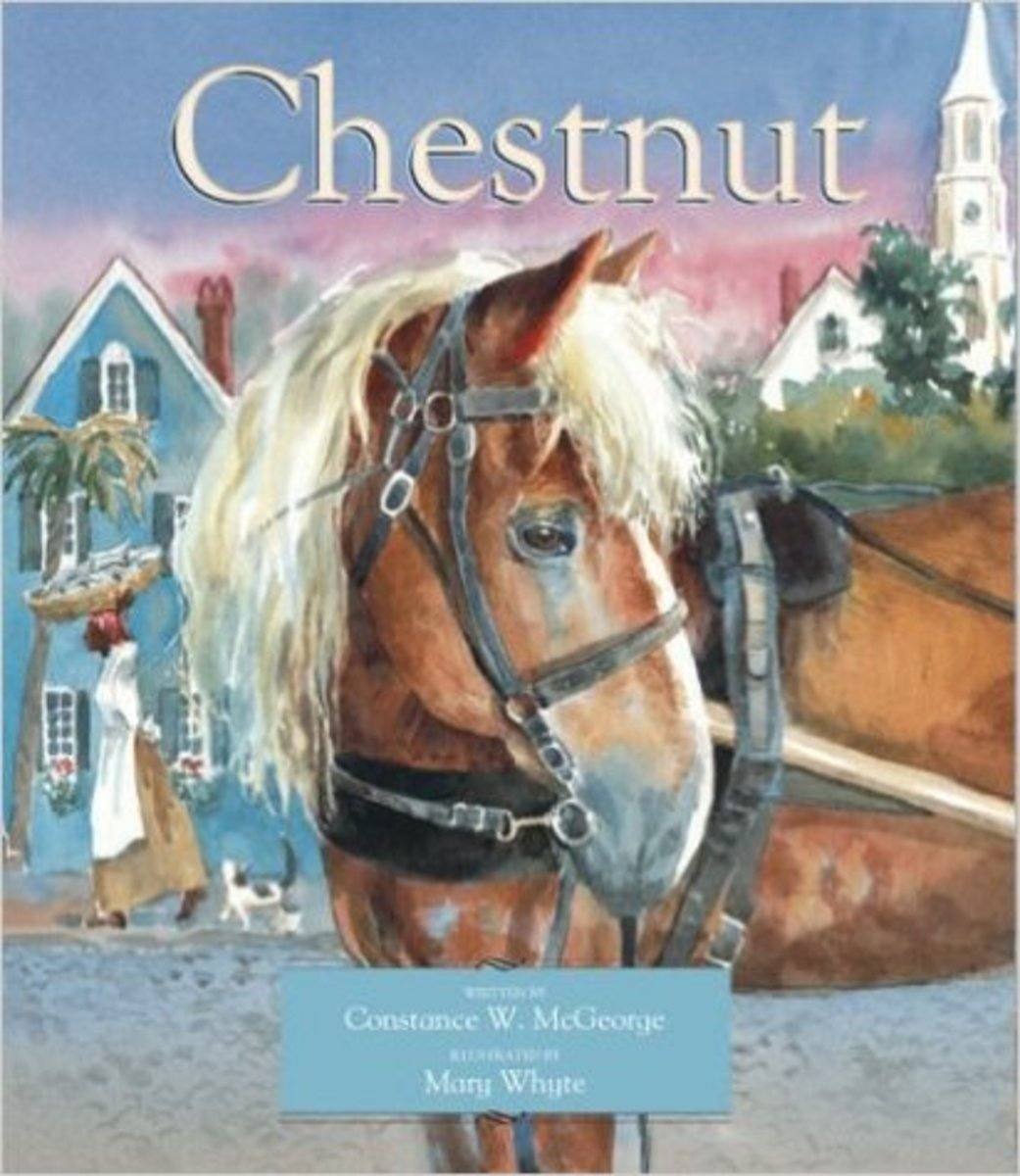 Chestnut by Constance W. McGeorge