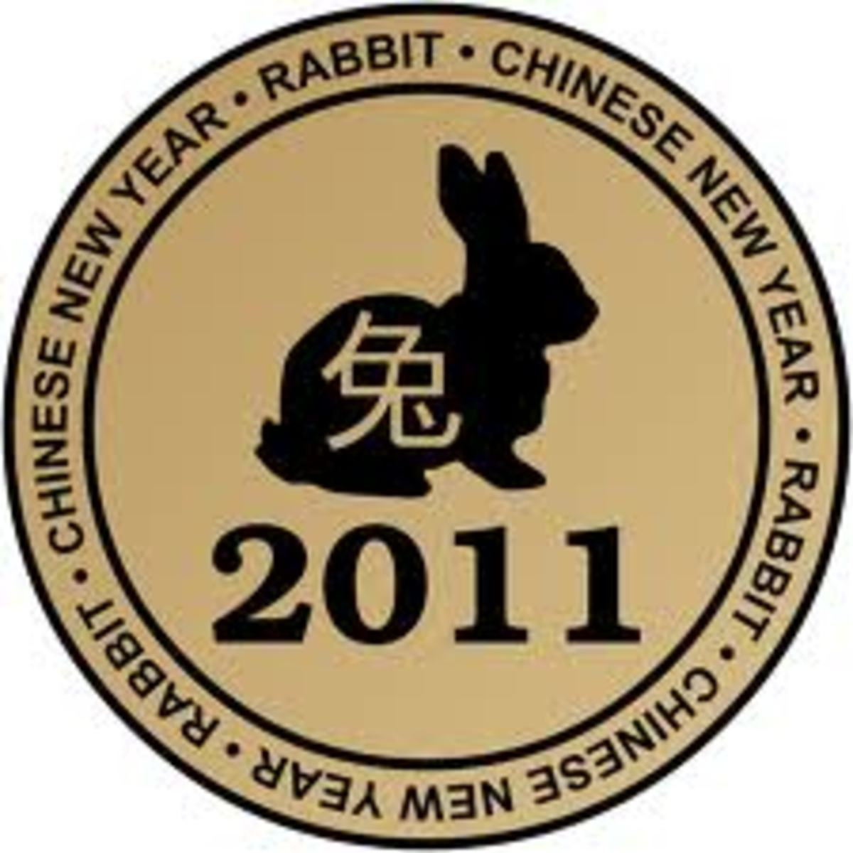 I'm the year of the rabbit, FYI.