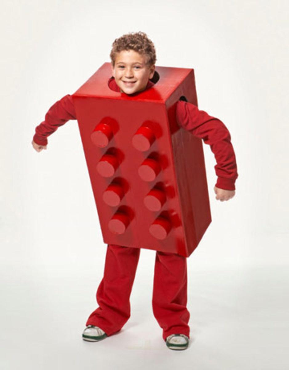 The Best Halloween Homemade Costumes