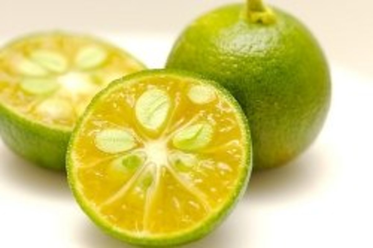 Calamansi (Calamondin) for Beautiful Skin