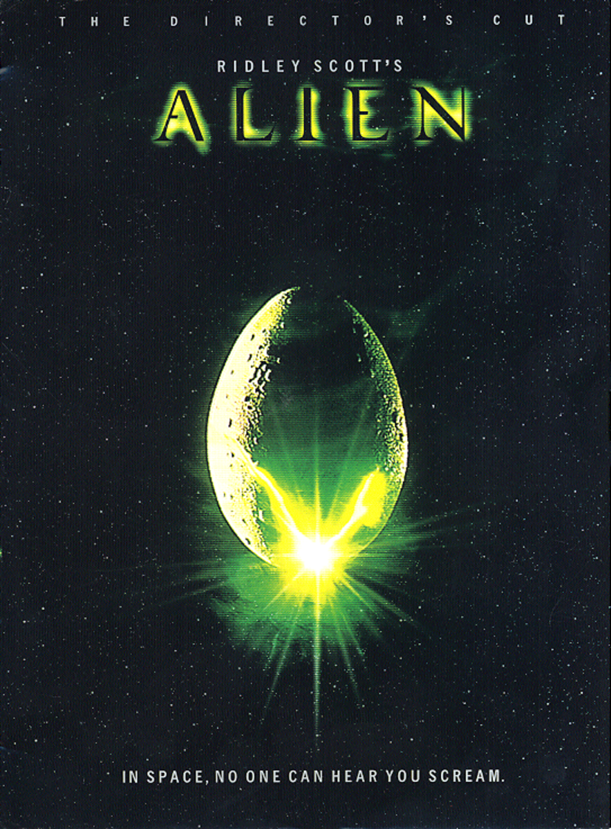 Alien: The eighth passenger makes all the difference.