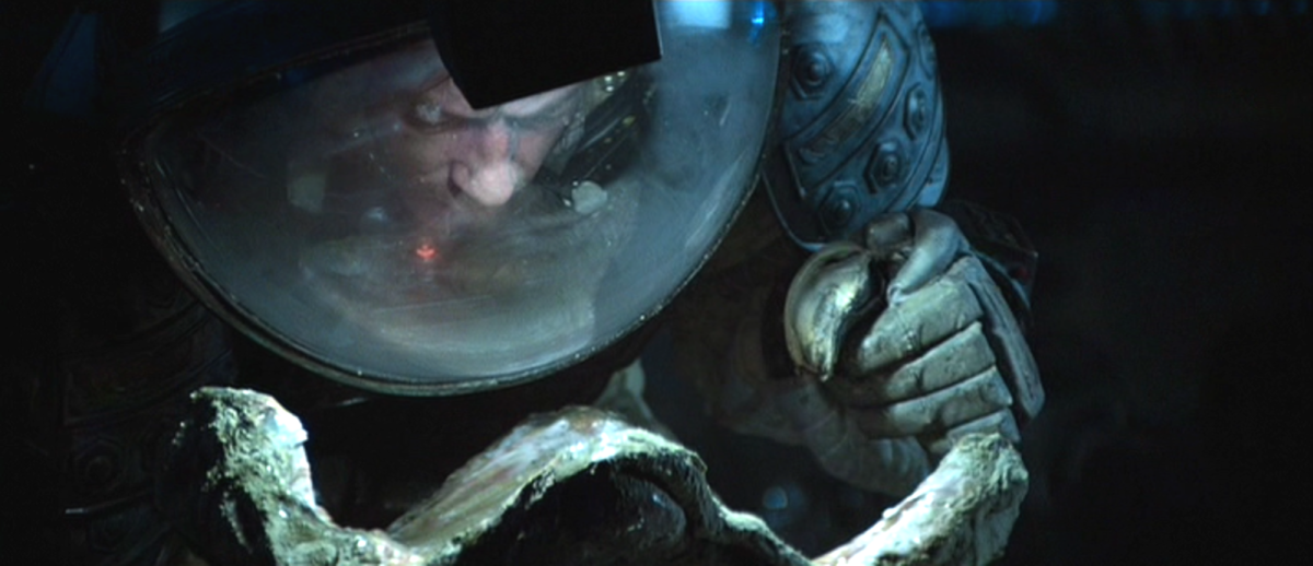 Alien and Aliens - Aparently two movies do a franchise make