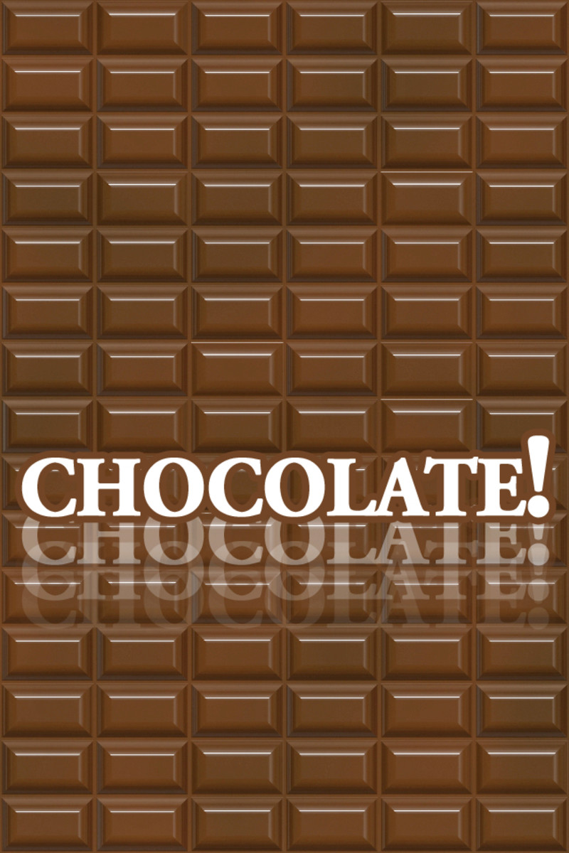 dark chocolate has the highest concentration of cocoa.