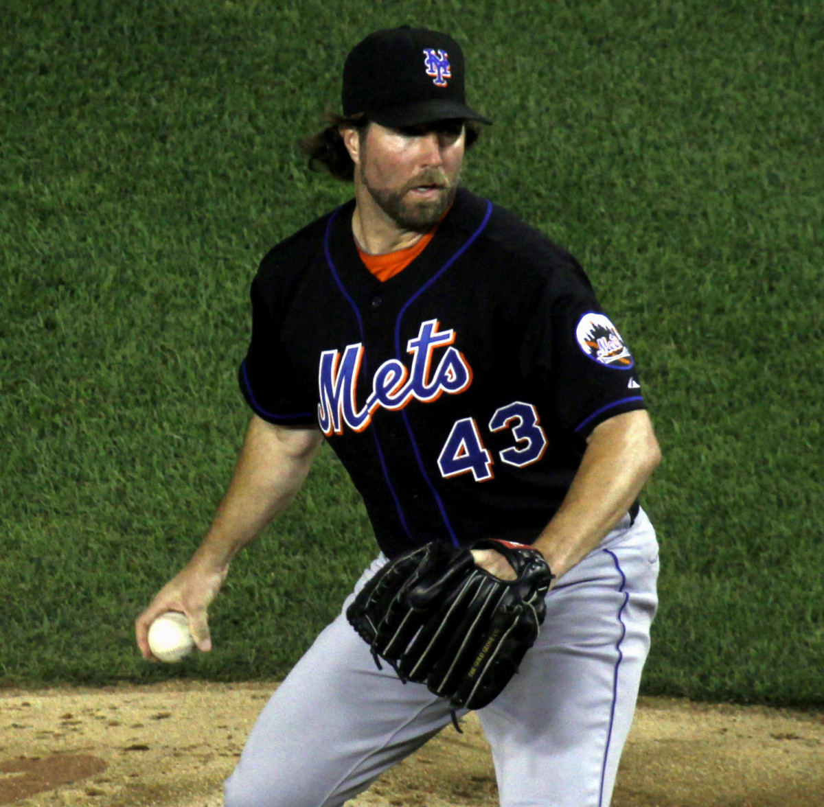 2012 Cy Young Award Winner: R.A. Dickey