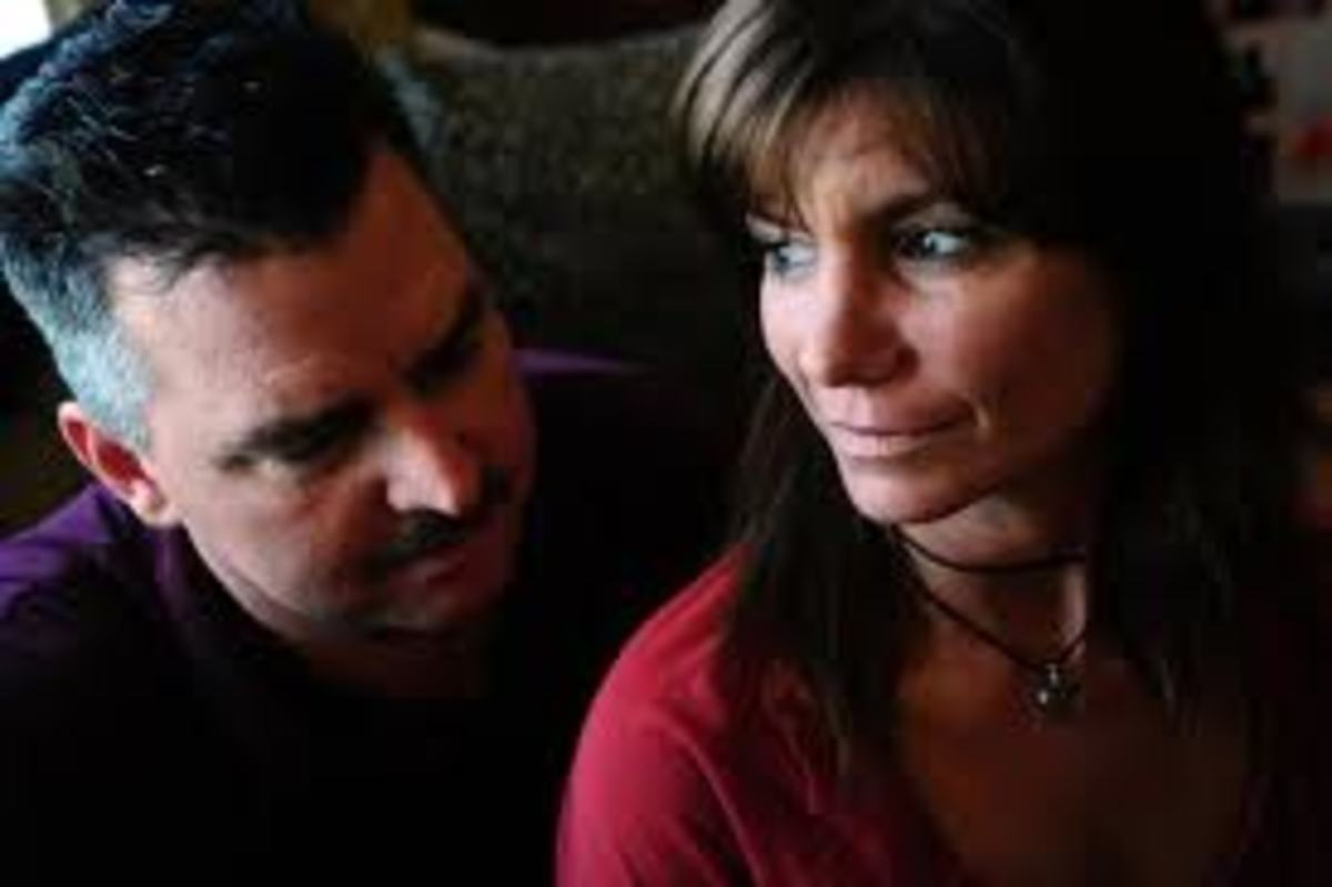 Alexis's parents dealing openly with suicide