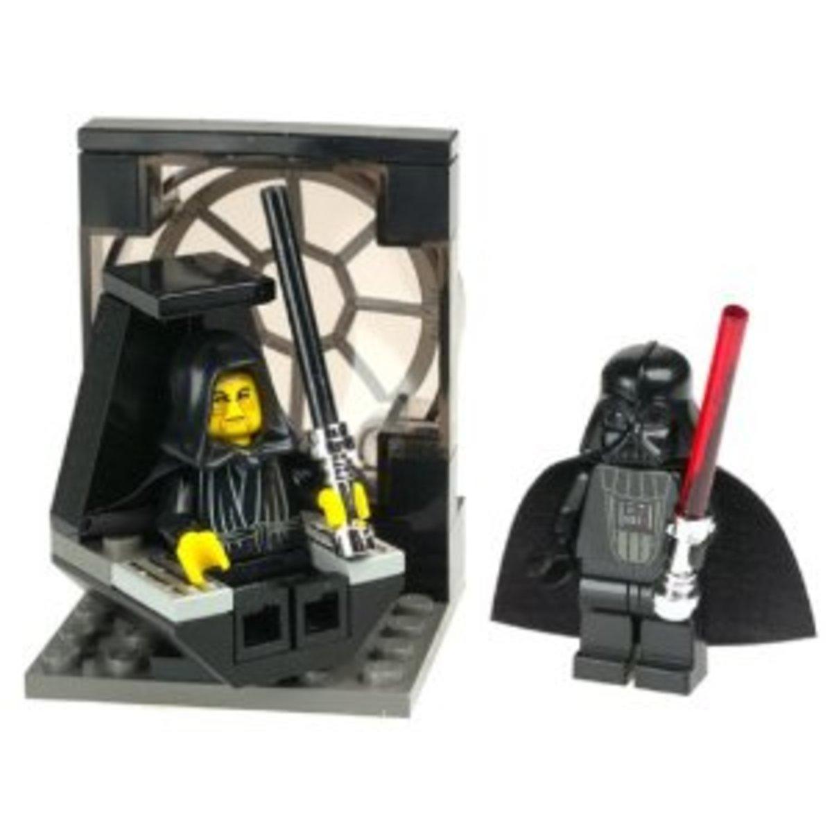 LEGO Star Wars Final Duel 1 7200 Assembled