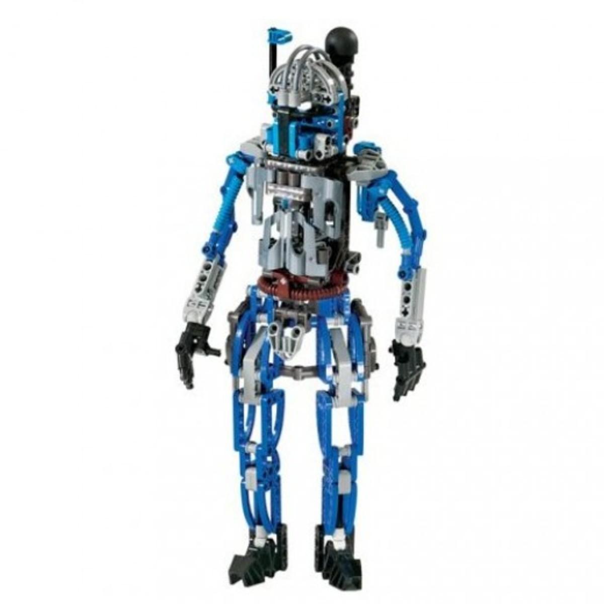 Lego Star Wars Jengo Fett 8011 Assembled