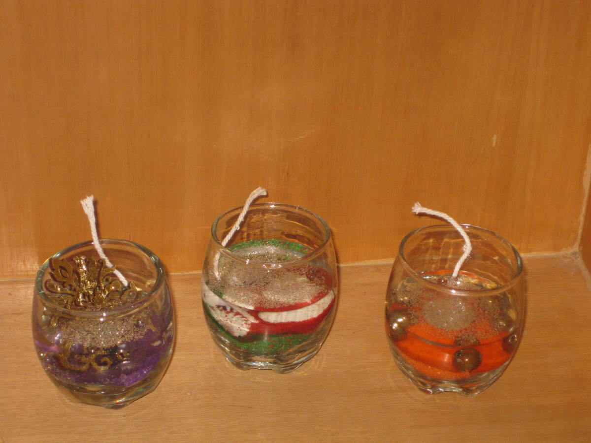 Decorative Scented Gel Candle-making ~ A Fun Craft Tutorial