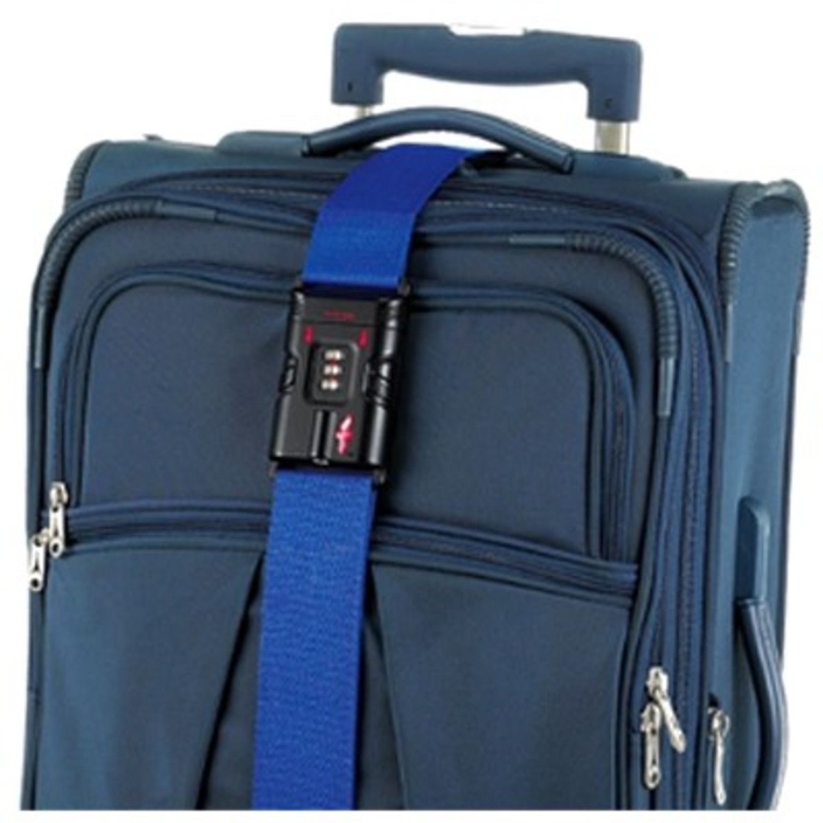 Luggage straps to secure bags
