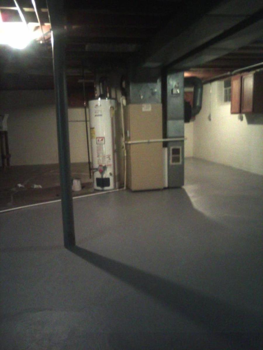 easily-paint-your-basement-floor
