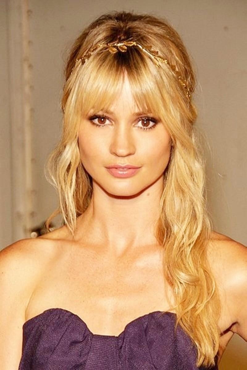 Photos of Light Golden Blonde Hair Color