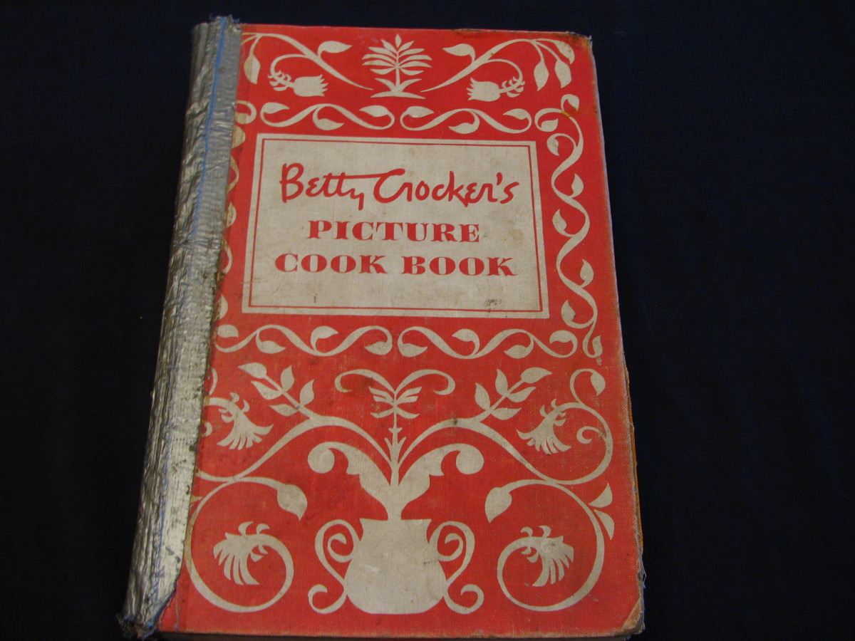 My favorite vintage cookbook