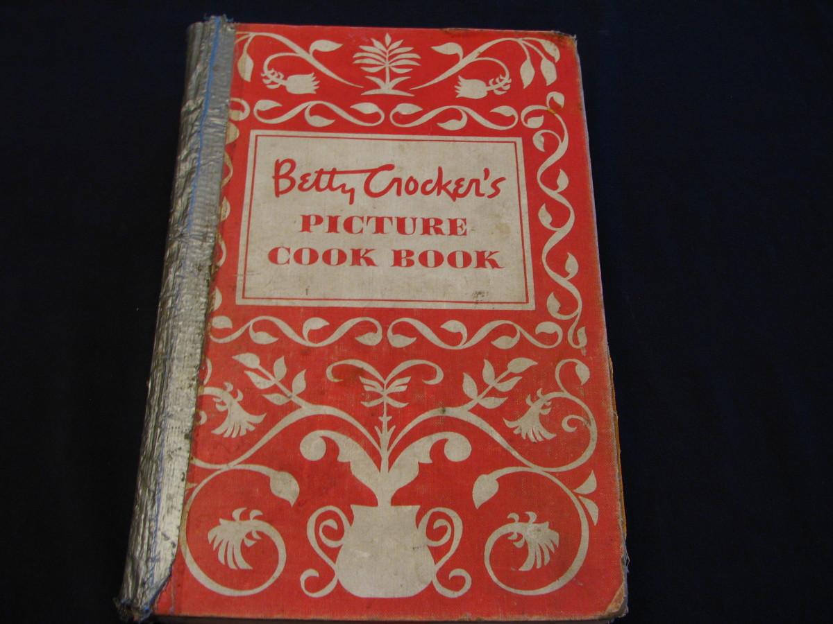 My favorite vintage cookbook