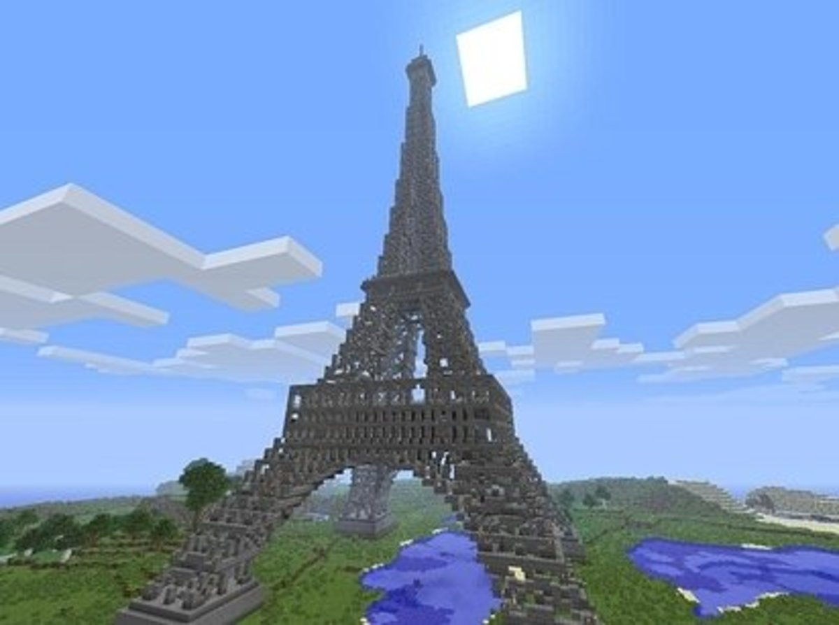 Something Really Cool To Build In Minecraft