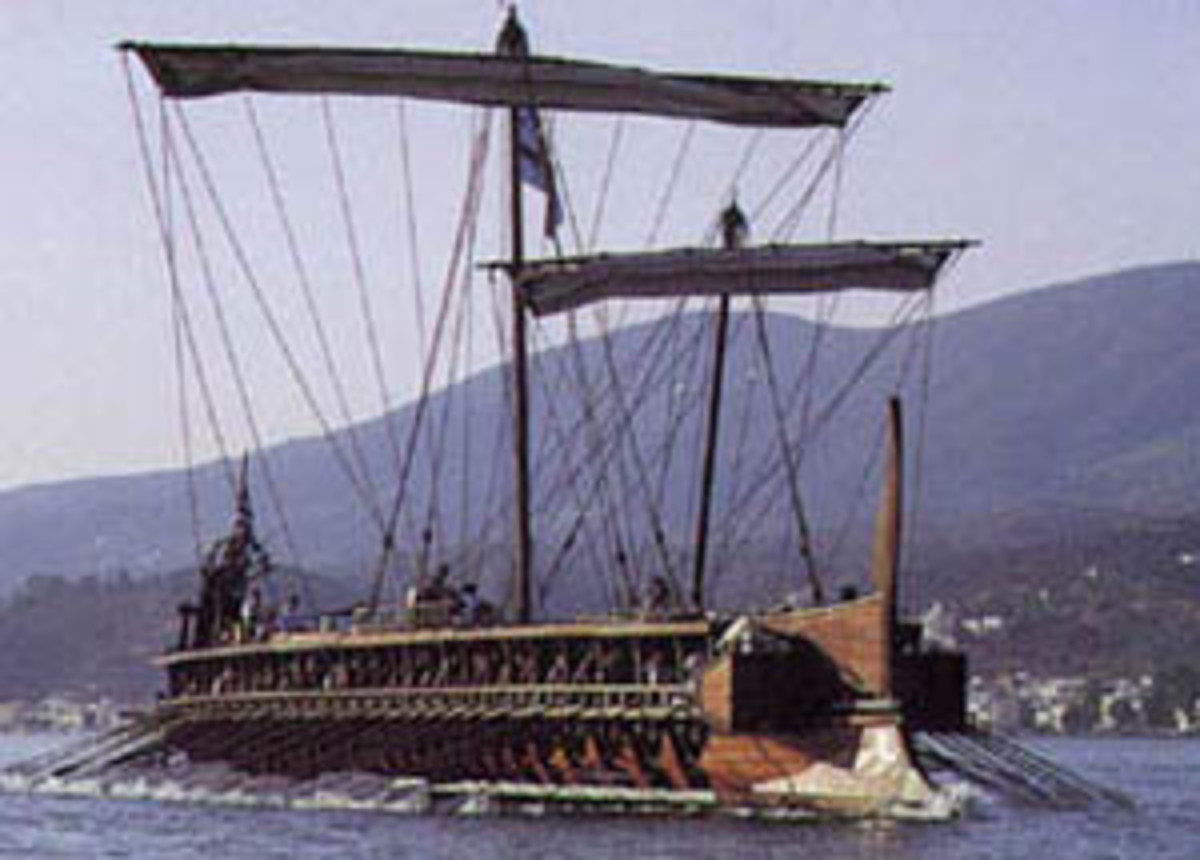 Reconstruction of Trireme
