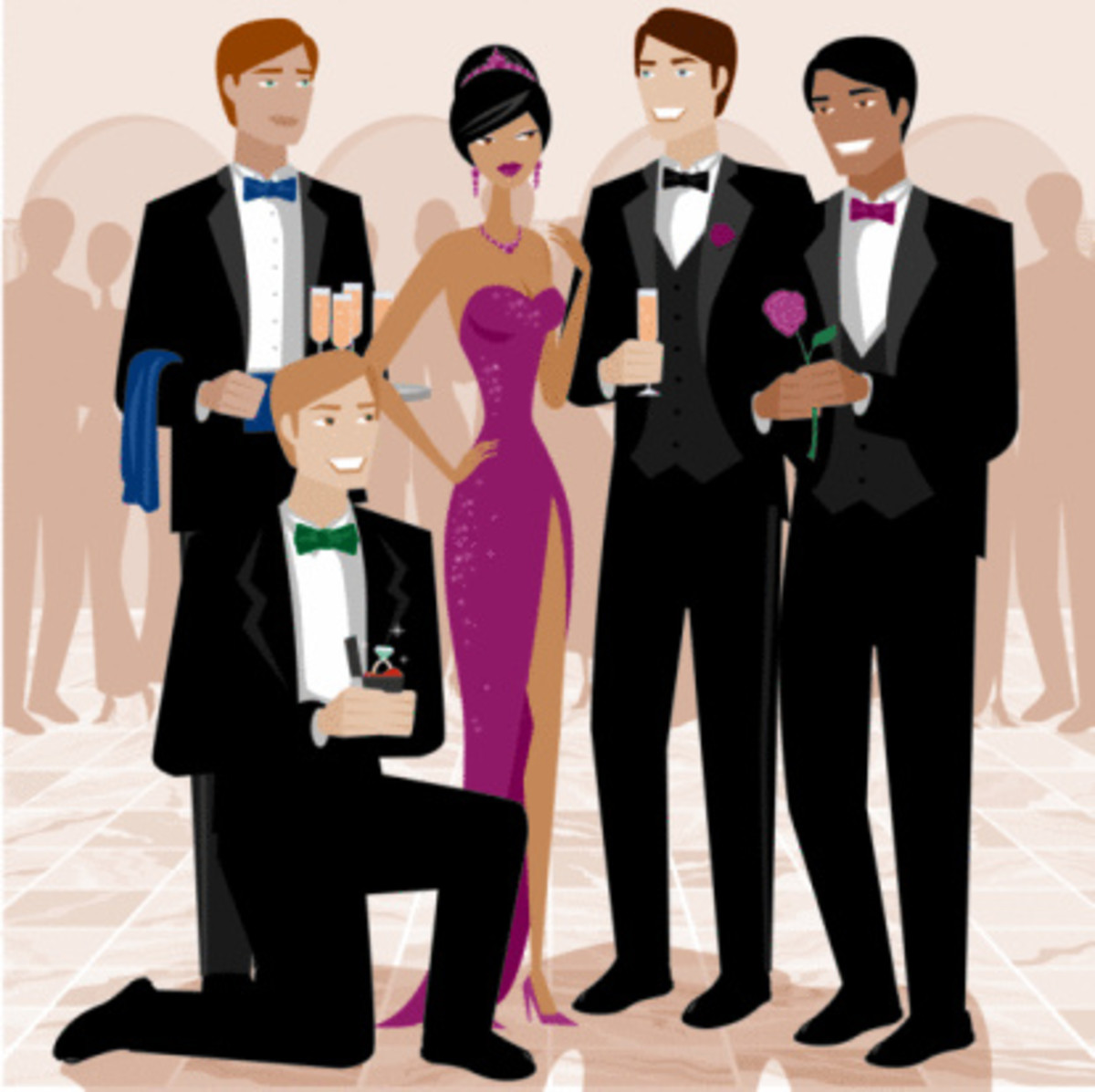 How to Marry a Rich Man. Think Like a Rich Man