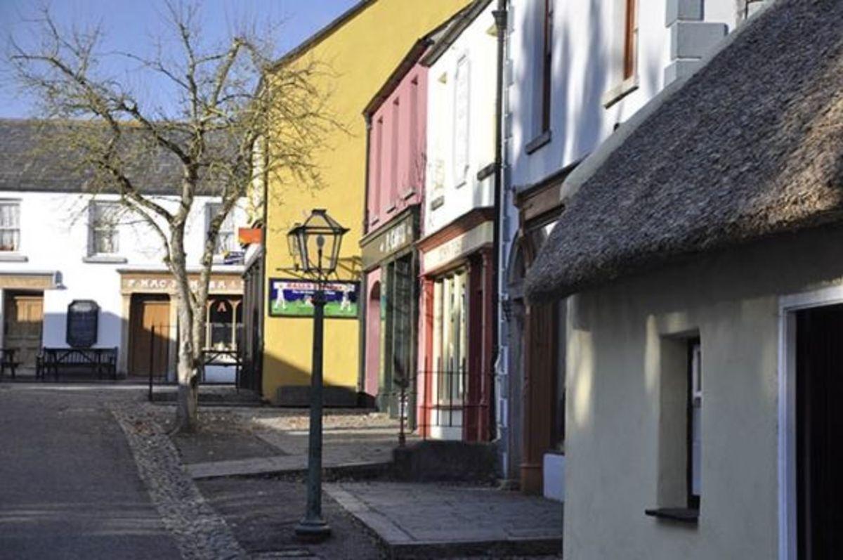 Bunratty Folk Park and Village