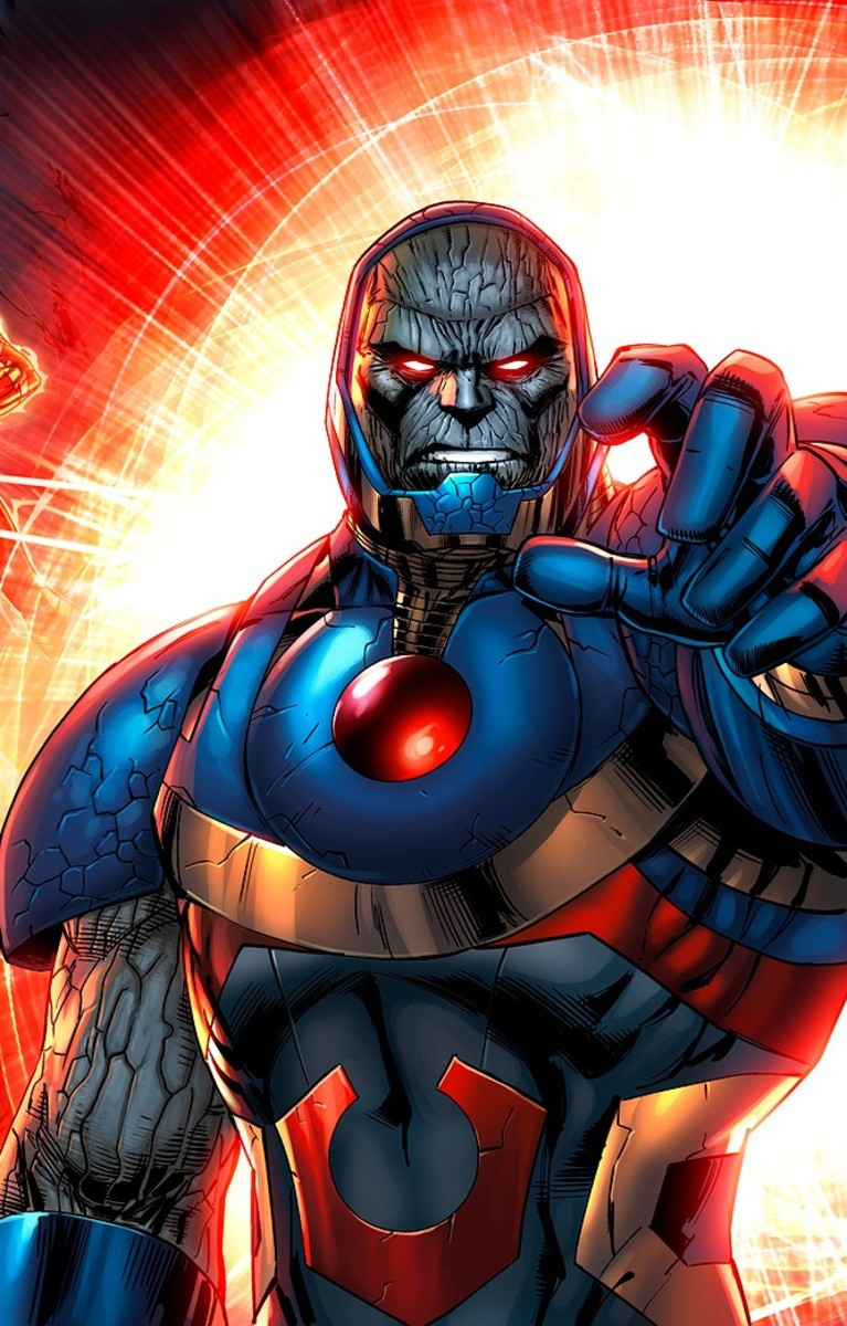 The Dark God Darkseid