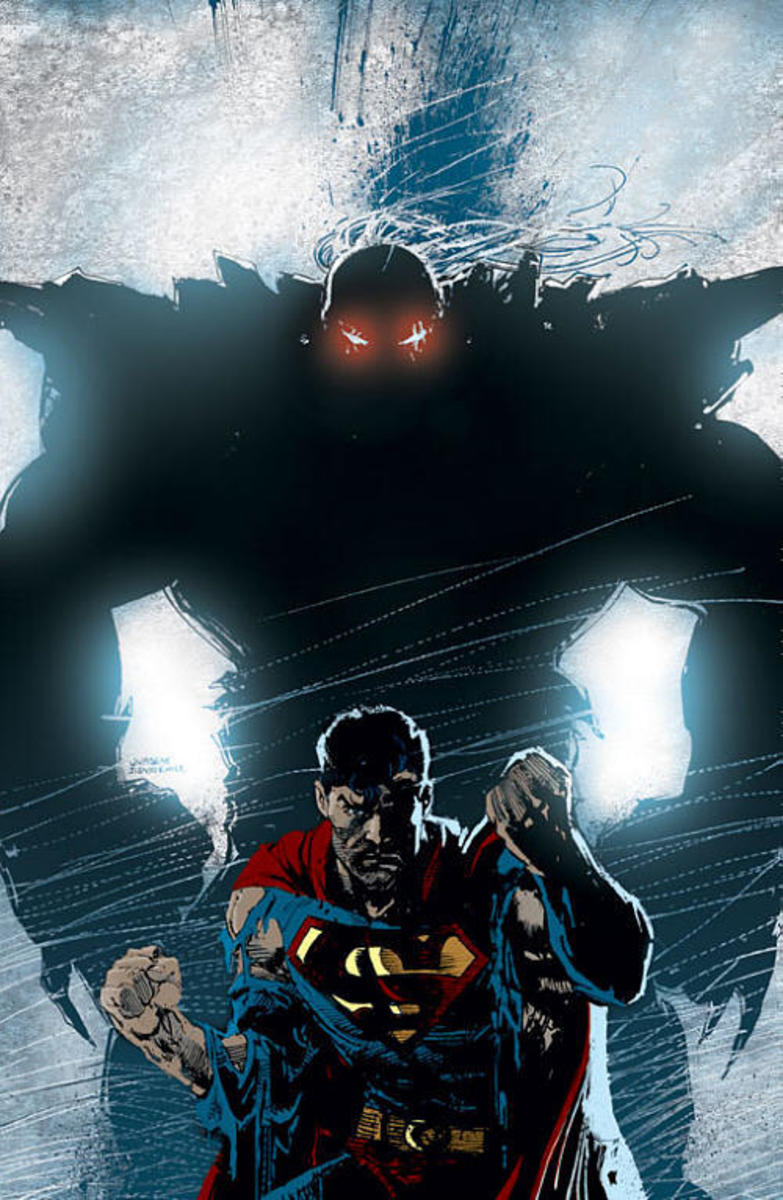 Superman versus Doomsday: Mighty Clark has met his match