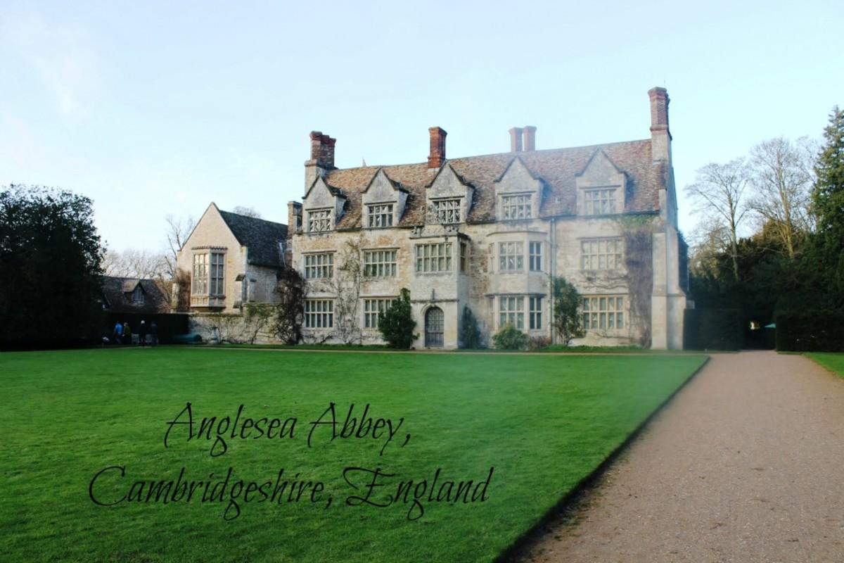 Anglesea Abbey, Cambridgeshire