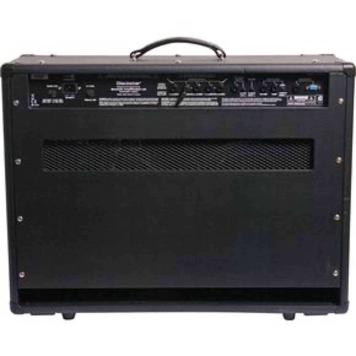 The Blackstar HT-Studio 20 Combo Amplifier (back).