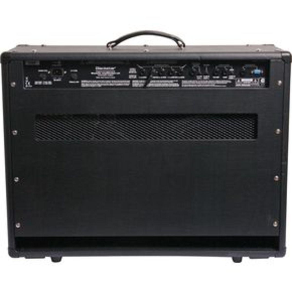 The Blackstar HT-Studio 20 Combo Amplifier (back).