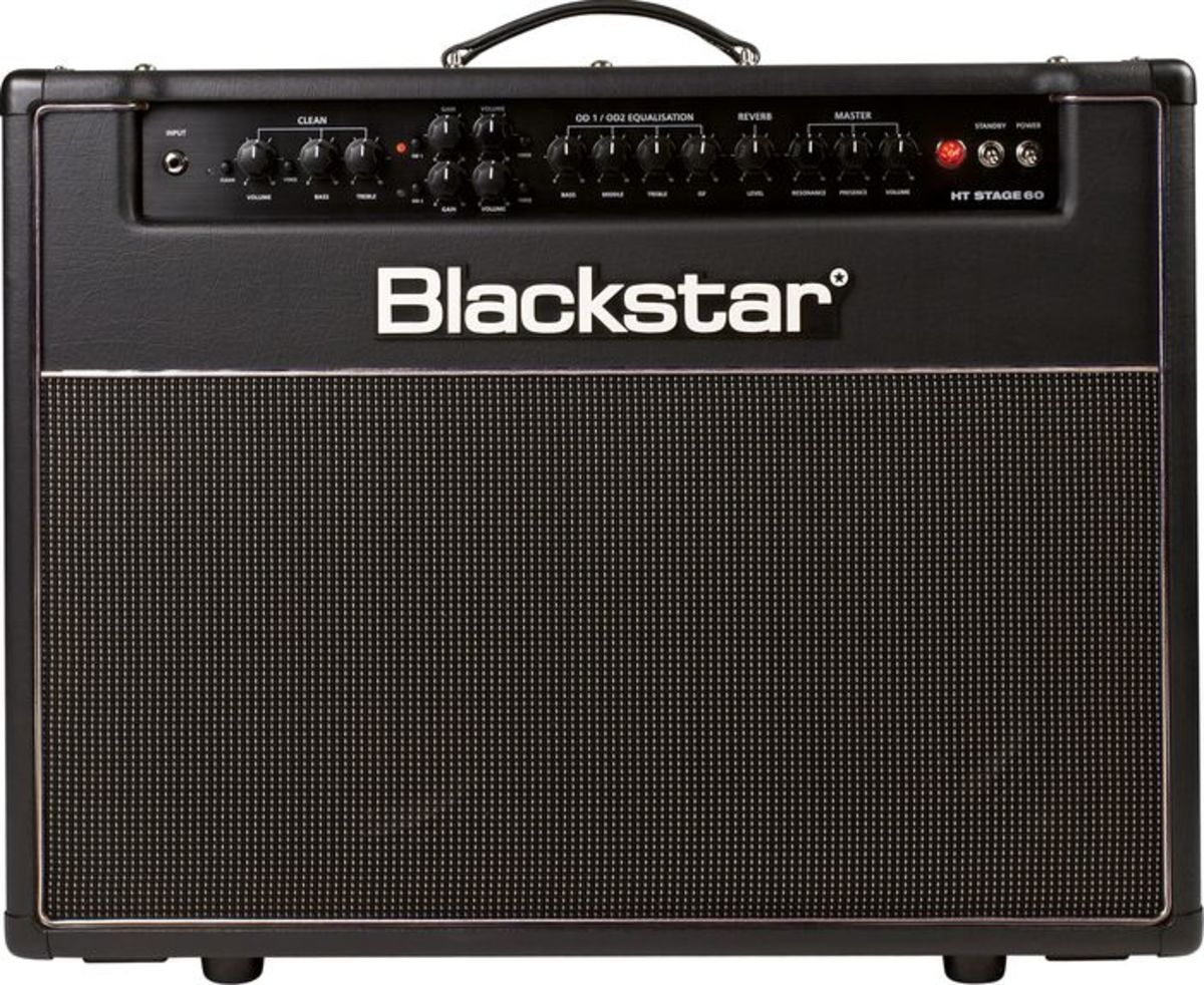 The Blackstar HT-Studio Combo Amplifier (front).