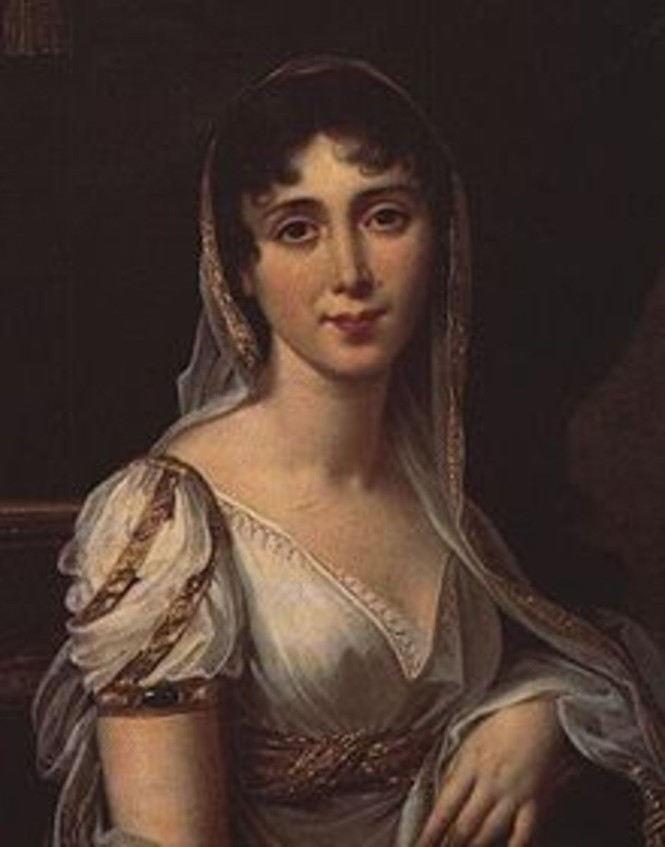 The real Desiree Clary, subject of Selinko's novel.