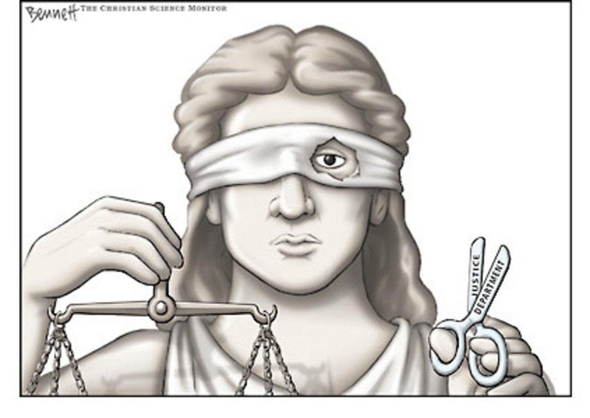 Justice?