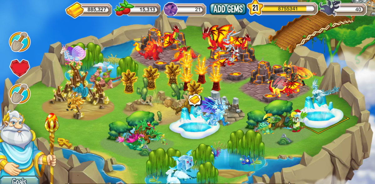 Dragon City Walkthrough Game Guide For Beginners