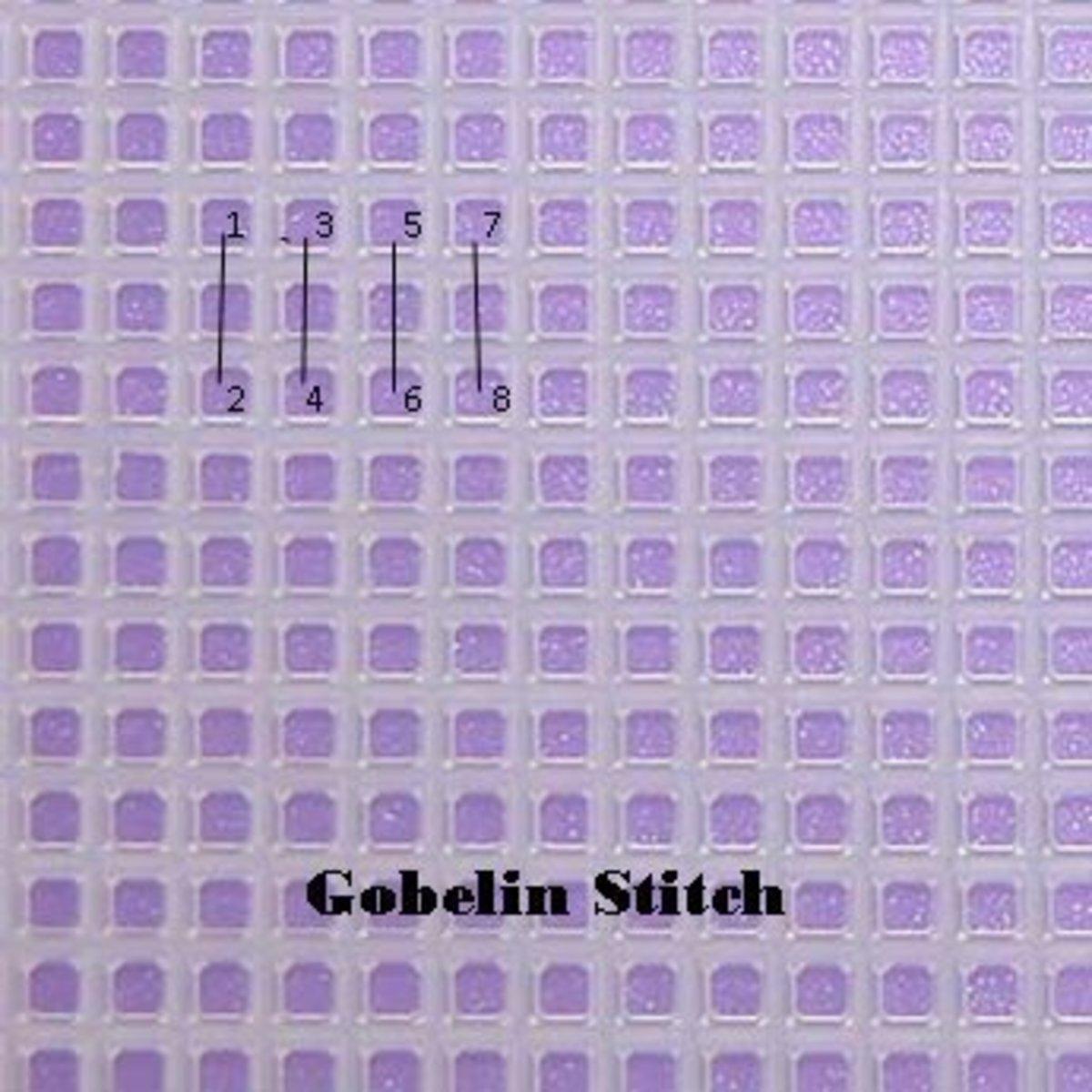 Gobelin Stitch