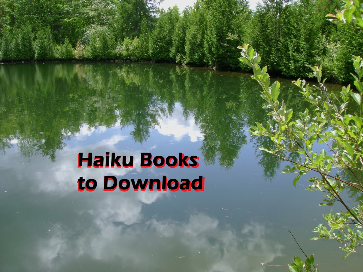 Five Poetry Ebooks: Free Haiku to Download