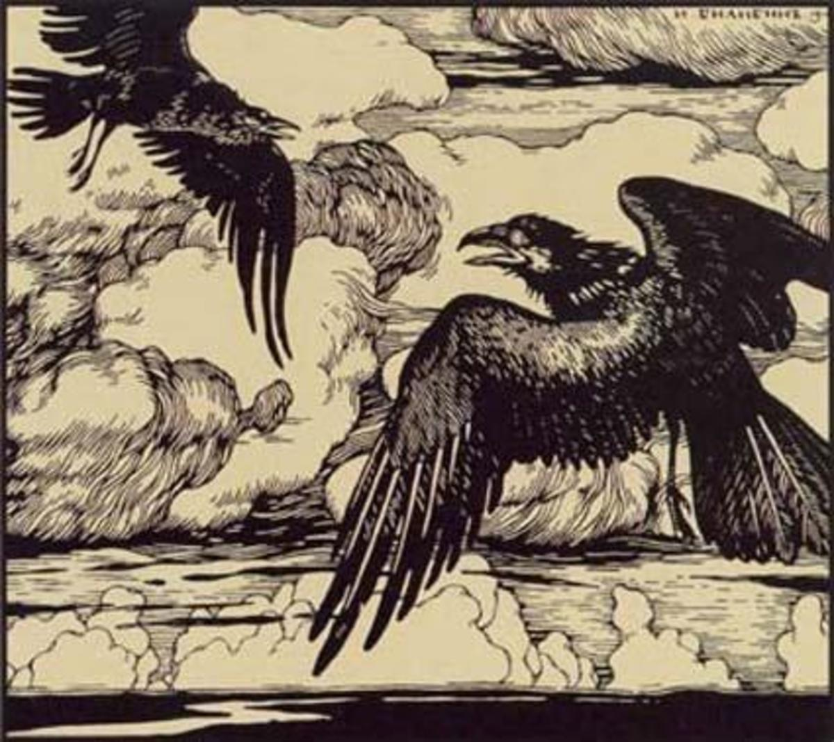 Crows: Poems and Video Links