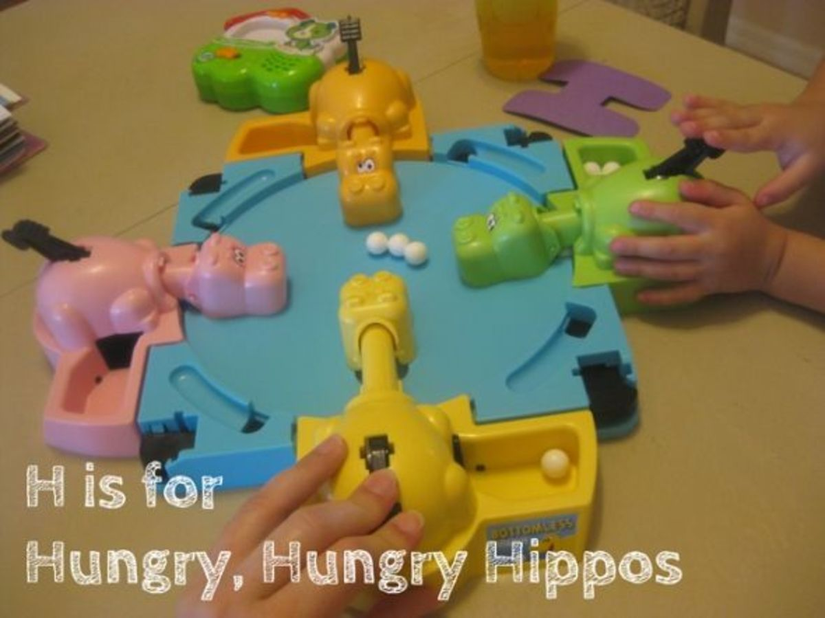 h is for hungry hungry hippos alphabet activities for kids