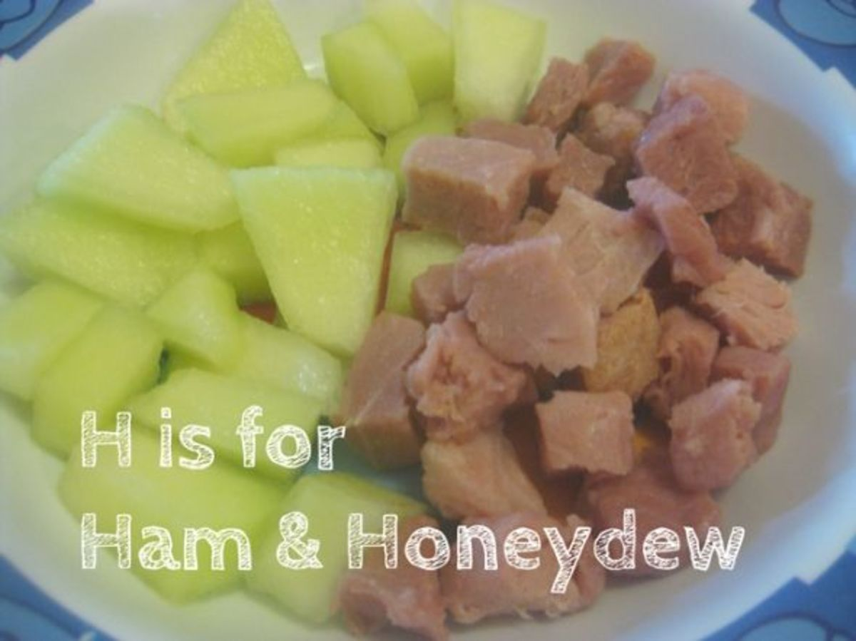 h is for ham and honeydew alphabet activities for kids