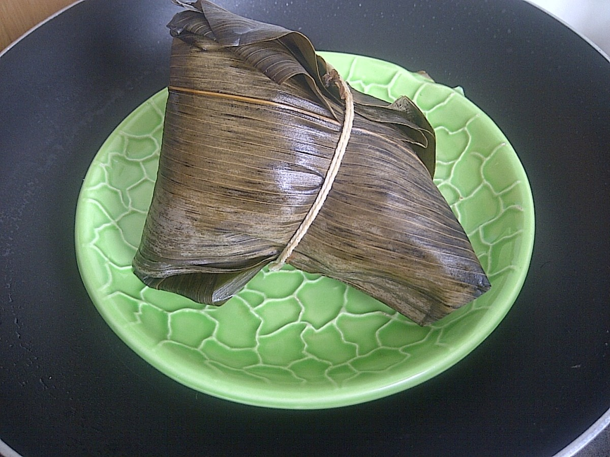 Rice dumpling is called Bakcang or bacang in Indonesian and Malaysia, machang in Philippines and bachang in Thailand.