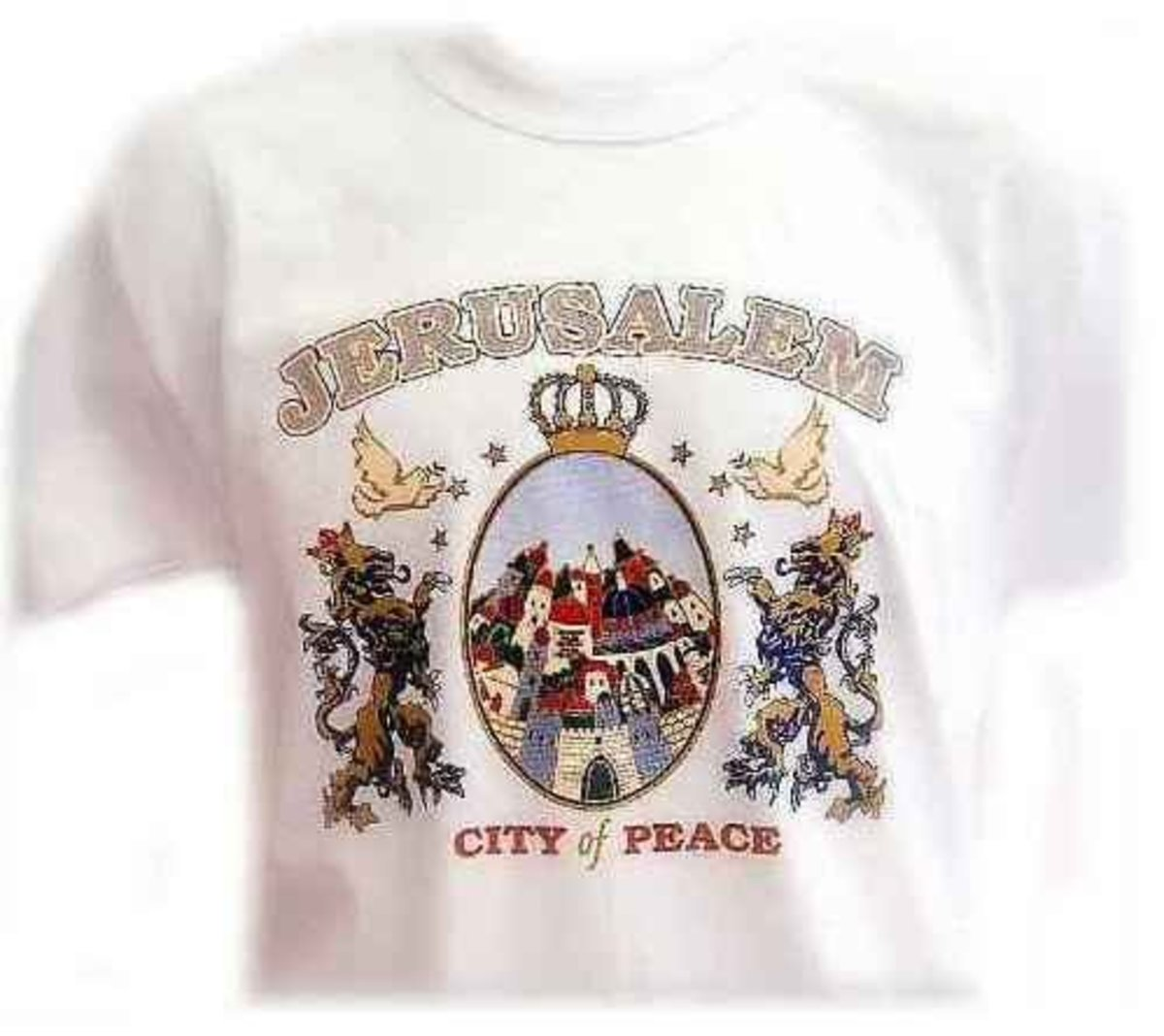 Jerusalem City of Peace T-Shirt