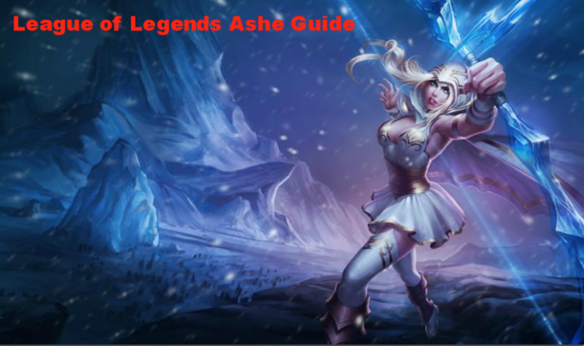LoL Ashe Build Guide