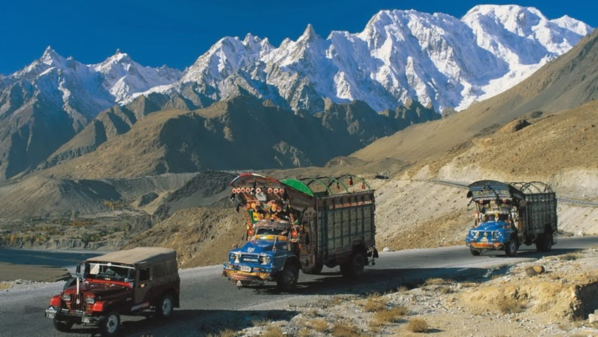Amazing Karakoram Highway