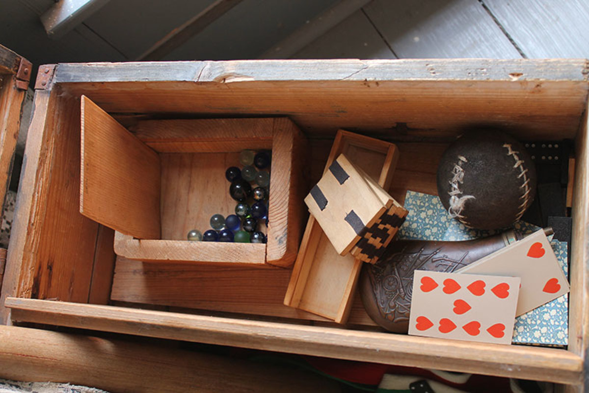 Vintage Wooden Boxes | Crates | Cases | Toolboxes
