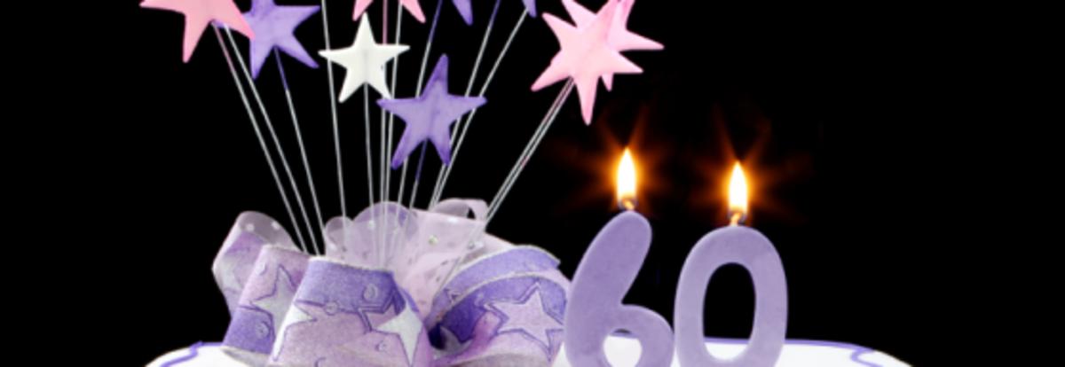 Best 60th Birthday Gift Ideas For Men/Women